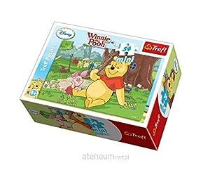 TREFL 5900511193930 Puzzle Puzzle - Rompecabezas (Puzzle Rompecabezas, Dibujos, Niños, Disney, Winnie The Pooh, Niño/niña)