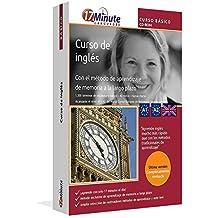 Curso de inglés para principiantes (A1/A2): Software compatible con Windows y Linux. Aprende inglés con el método de aprendizaje de memoria a largo plazo