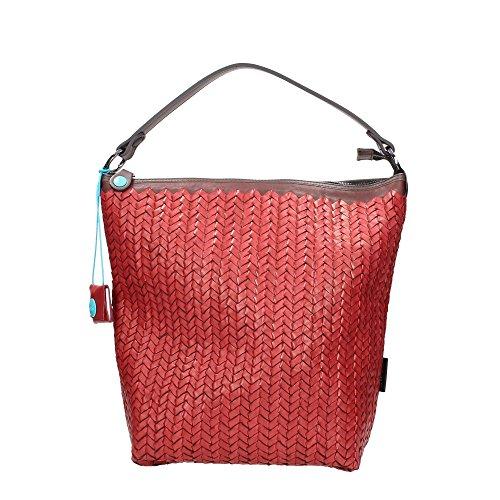 Gabs SOFIA B I17 Borse Accessori Rosso + Noce