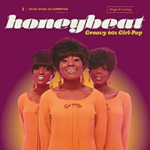 Honeybeat 60s Groovy Girl Pop