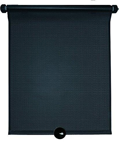 Kaufmann Neuheiten AZ-SAA-120 Sonnenrollo schwarz 2er-Set