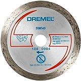 Dremel dsm20 3 4 sega compatta 710 watt 4 accessori edizione tedesca fai da te - Taglio piastrelle dremel ...