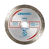 Dremel Fliesen-Diamant-Trennscheibe DSM540, 77 mm