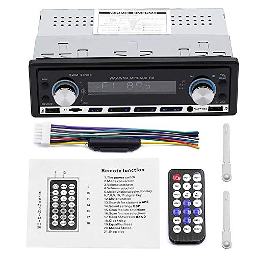 Promise2134 Neue 20168 Universal 12 V Spannung Bluetooth Auto Mp3 Multimedia Player Stereo Radio Auto Karte Radio Handy Lade -