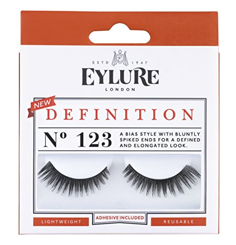 Eylure Strip Lashes Number 123, Definition by Eylure