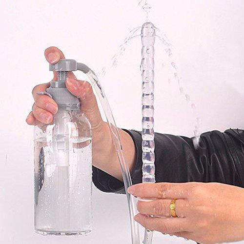 DACHUI Analdusche Cleaner Klistier Anal Vagina wünschen, Reinigungsset, Anal Sex Toys, Showern Enema Flasche Pumpe Klistier Beutel Adult Sex Produkte