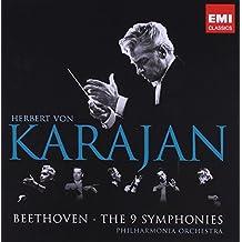 Les 9 Symphonies (Coffret 5 CD)