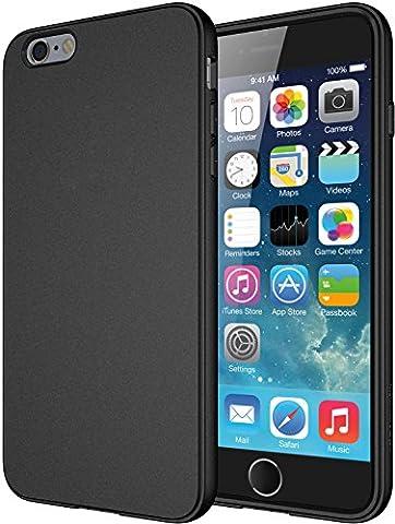 iPhone 6 Plus Case, Diztronic Full Matte Soft Touch Flexible TPU Case for Apple iPhone 6 Plus & 6S Plus (5.5