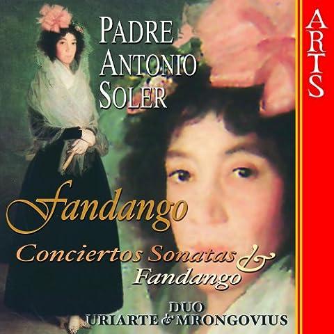 Soler: Conciertos n. 6 & 4 - Sonatas n. 100, 84, 24, 21, 23, 90 - Fandango