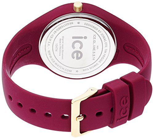 Ice-Watch – ICE glam forest Anemone – Women's wristwatch with silicon strap – 001056 (Small)