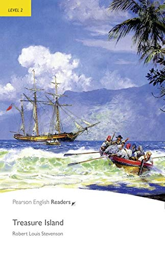 Penguin Readers 2: Treasure Island, The Book and MP3 Pack (Pearson English Graded Readers) - 9781408285213 (Pearson english readers)