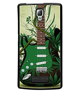 Fuson Designer Back Case Cover for Lenovo A2010 (Artistic Painted Greenary Full Cover Unique Girls)