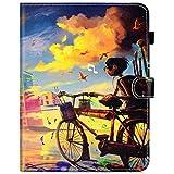 Custodia Compatibile con Samsung Galaxy Tab A 8.0,Cover Portafoglio in Pelle Ultra Sottile Libro Wallet Pelle Flip Ragazzo Case Antiurto Compatibile con Galaxy Tab A 8.0 2017 T385/T380