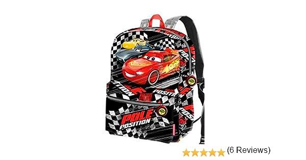 Karactermania Cars 3 /_/_gVirt/_NP/_NN/_NNPS/_/_ de sac /à dos pour enfants noir 31 cm