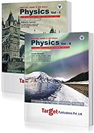 NEET UG / JEE Main Absolute Physics Book | Vol 1 and 2 | JEE / NEET 2021 Book for Medical and Engineering Exam