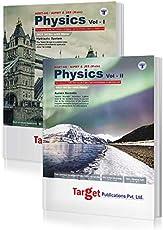NEET-UG / JEE (Main) Absolute Physics Combo Vol. - 1 & 2