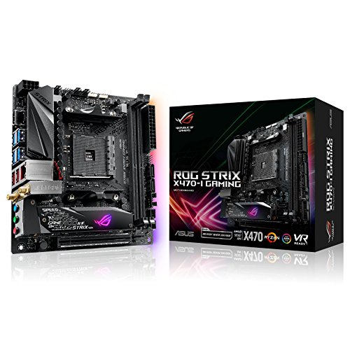 Asus ROG STRIX X470-I GAMING AMD AM4 X470 mini ITX