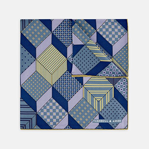 turnbull-asser-patchwork-blocks-blue-lilac-and-yellow-silk-pocket-square-rrp-70