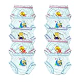 GMR Girl baby bloomer / panty combo pack of 10 (3 months to 7 years)