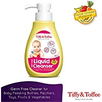 Tiffy & Toffee Multi Usage Baby Liquid Cleanser, 200ml
