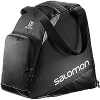Salomon Extend Gear Bolsas para Botas, Unisex Adulto, Negro/Gris (Light Onix), Única