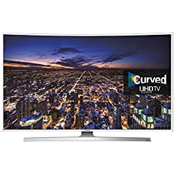 Samsung Series 6 JU6510 4K Ultra HD Smart Curved LED 40 Inch TV (2015 Model), [Importado de UK]