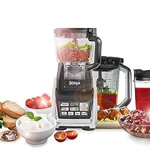 Nutri Ninja Complete Kitchen System with Nutri Ninja 1500W - BL682UK