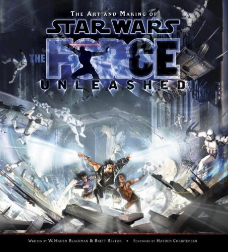 The Force Unleashed: Art of the Game (Star Wars) por Lucasfilm Ltd