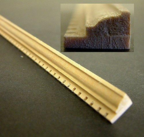 melody-jane-constructores-casa-de-munecas-diy-112-madera-madera-bovedilla-cornice-denticulo-moldura-