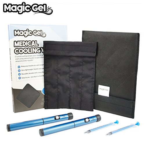 premium-insulin-cooling-wallet-by-magicgel-a-diabeties-travel-cold-pack-with-no-fridge-or-freezer-ne