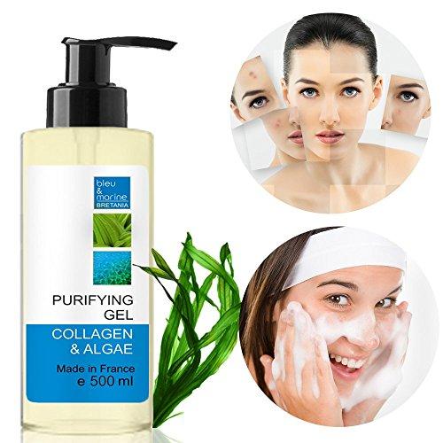 Poren Reinigungsgel 500 ml Porentiefe Reinigung (Eine Körperreinigung Belebende)