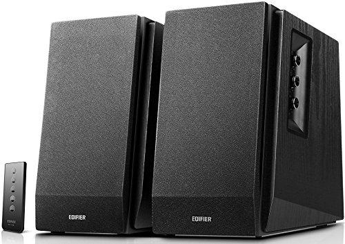 Edifier r1700bt BK Système d'Enceintes (66W) pour TV/PC/Ordinateur Portable/Tablette/Smartphone...