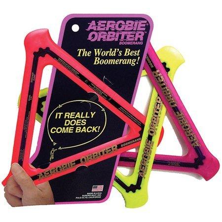 Schildkröt Ogo Sport Aerobie Bumerang Orbiter - keine farbe, Größe:-