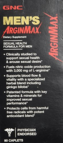 gnc-mens-arginmax-tablets-90-ea-by-sallyashop