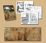 Les XII Singes - Terra Incognita JDR : Ecran + Livre 2