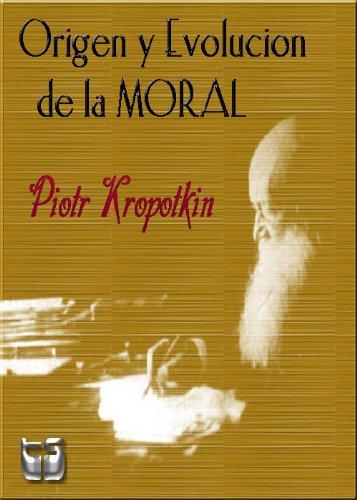 Origen y evolucion de la Moral
