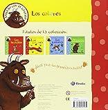 Image de Aprendo Con El Grúfalo. Los Colores (Castellano - A Partir De 0 Años - Imaginarios (Primeros Diccionarios Visuales) - Aprendo Con El Grúfalo)