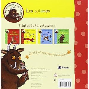 Aprendo Con El Grúfalo. Los Colores (Castellano - A Partir De 0 Años - Imaginarios (Primeros Diccionarios Visuales) - Aprendo Con El Grúfalo)