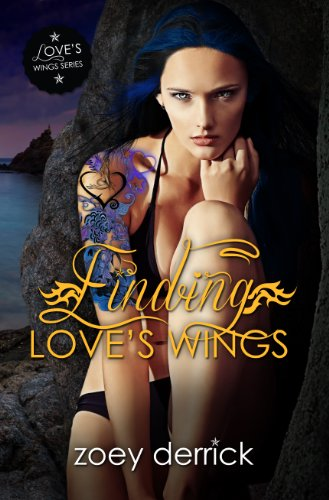 Finding Love's Wings: Love's Wings #1 (English Edition) Logo-pull