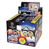 TOPPS Match Attax - Champions League Season 2016/17 Display mit 50 Booster Packs je 9 Karten = 450 Karten Trading Card Game