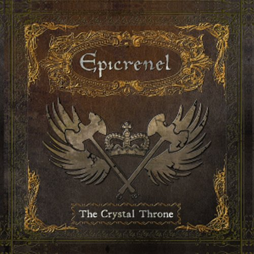 Epicrenel: The Crystal Throne (Audio CD)