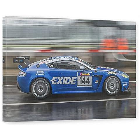 Stampa su tela 150x100 cm Motorsport