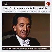 Shostakovitch:Sinfonie E Concerti [6 CD]