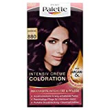 Palette Coloration Stufe 3, 880 Aubergine, 115 ml