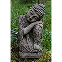 Sleeping Buddha Gallese in pietra ornamentale da giardino/Statua/Scultura