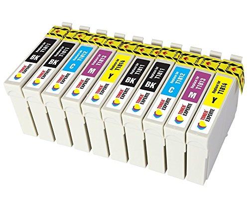 TONER EXPERTE Sostituzione per Epson 18 18XL T1816 10 Cartucce d'inchiostro compatibili con Epson Expression Home XP-102 XP-202 XP-205 XP-302 XP-305 XP-405 XP-212 XP-215 XP-315 XP-425 | Alta Capacità