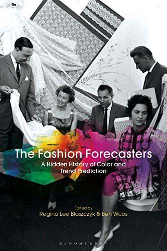 L Lee Kostüm Für - The Fashion Forecasters: A Hidden History of Color and Trend Prediction (English Edition)