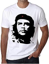 Che Guevara White, t shirt homme, t shirt pour homme, cadeau homme