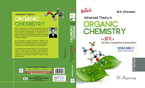 Advanced Theory in Organic Chemistry for JEE