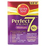 Seven Seas Perfect 7 Prime Woman Multivitamin One-A-Day Capsules - Pack of 30 by Seven Seas